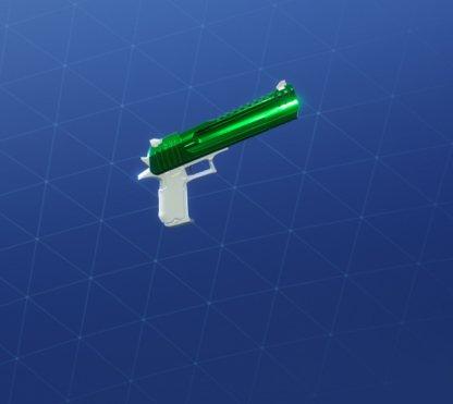 FESTIVE PAPER Wrap - Handgun