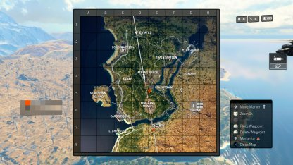 Blackout Mode Map Information - Tips & Guides