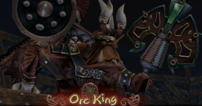 Orc King - Boss Overview & Info