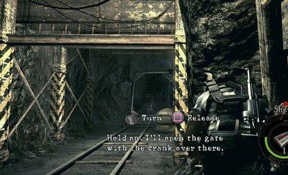 Partners Must Alternate Between Opening Gate