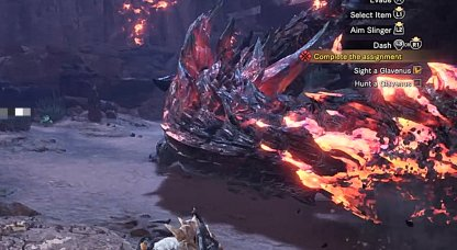 Does More Damage When Tail Is Glowing