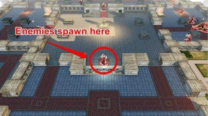 Enemies Spawn Every Turn