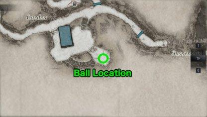 House Beneviento Ball Location