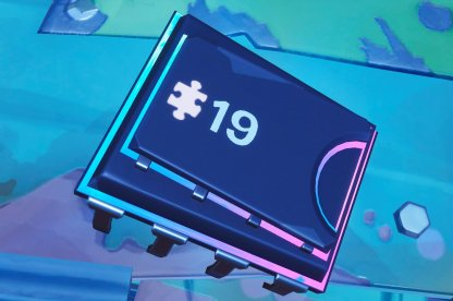Fortbyte # 19 Location
