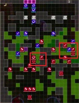 Protecting Garreg Mach Battle Map - Ambush