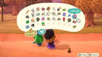 Give Villagers Candy During Halloween