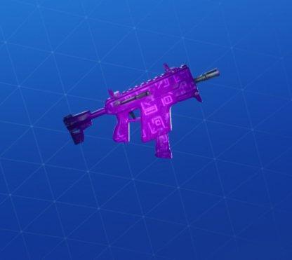 KEVIN Wrap - Submachine Gun