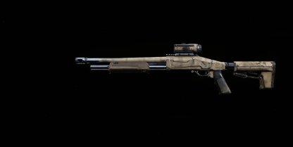 Gulf Stalker Shotgun Weapon Details