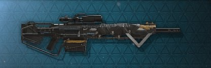 Deadeye Sniper Rifle