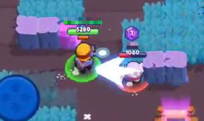 Target Enemies Near Walls