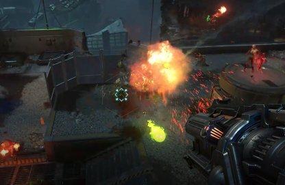High-Yield Area Blast Weapon