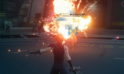 Use Fire Spell After Countering