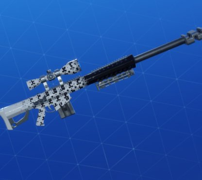 CLUBS Wrap - Sniper Rifle