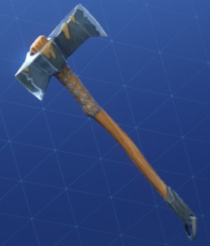 Pickaxe Skin TREE SPLITTER