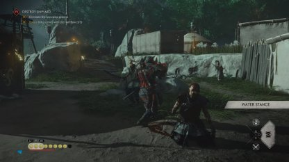 Change Stances To Counter Types Of Enemies