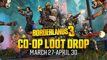 Co-op Loot Drop Event