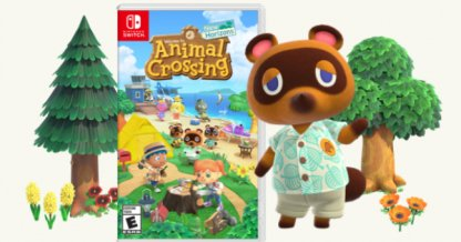 Animal Crossing: New Horizons Editions