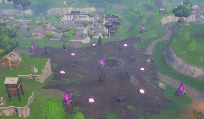 Corrupted Area