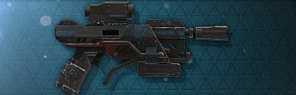 Resolution Heavy Pistol