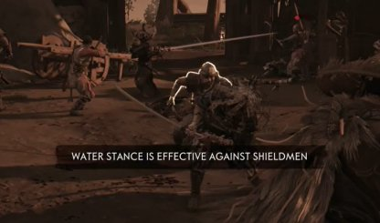 Change Stances To Defeat Enemies
