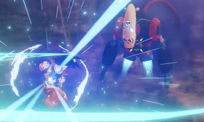 Super Attacks Are Damaging Powerful Moves
