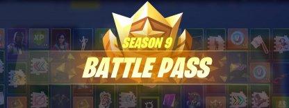 Season 9 Battle Pass