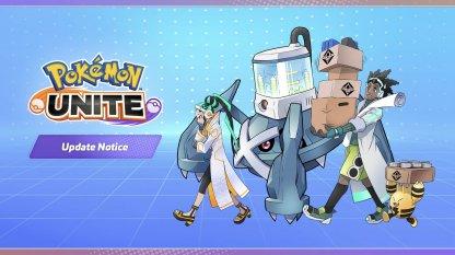 Pokemon unite 8/4 Update