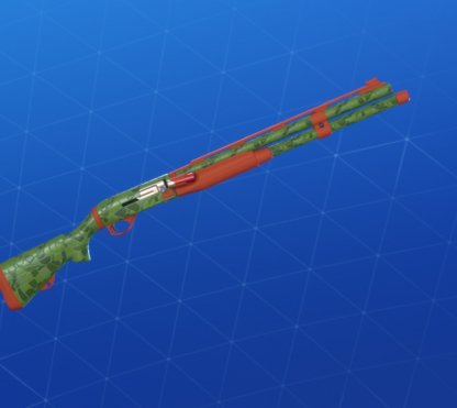 DINO Wrap - Shotgun