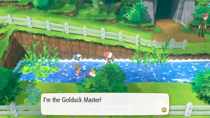 Golduck Master Trainer