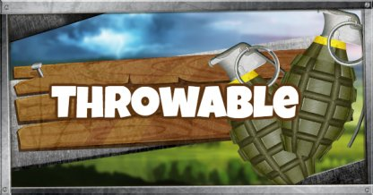 Throwable - Weapon List