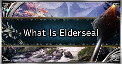 What Is Elderseal - Elderseal Weapon List & Effects