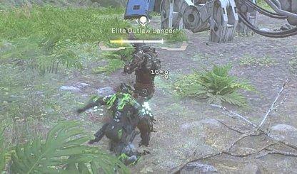 Anthem Elite Outlaw Lancers Are Enemy Ranger Javelins