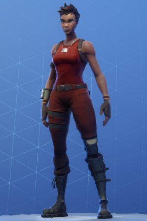 Skin Outfit RENEGADE