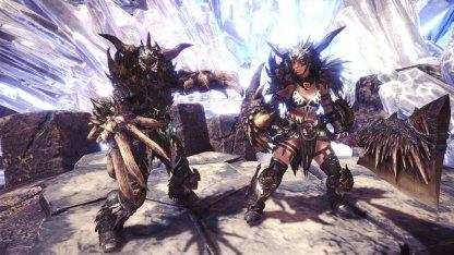 Nergigante Gamma Armor