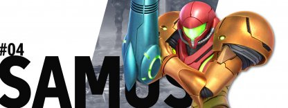 Super Smash Bros. Ultimate Samus