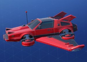 Glider skin Image HOT RIDE