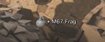 Gain A Frag Grenade For Disarm