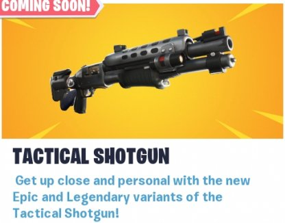 New Tactical Shotgun Rarities