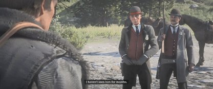 Red Dead Redemption 2 - A Fisher Of Men