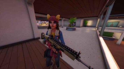 Skye Appears In-Game