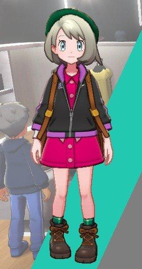 Tracksuit Jacket (Psychic Type)
