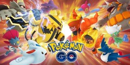 Pokemon Go, PVP Battles