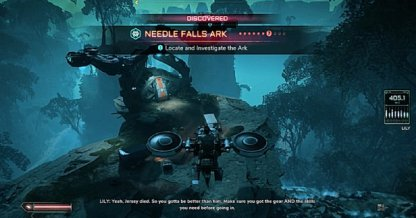 Needle Falls Ark - Side Mission Walkthrough