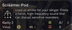 Diablos Screamer Pod