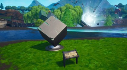 Fortnite Cube Memorial Locations