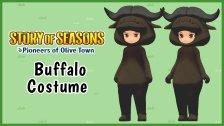 North America - Buffalo Costume Bundle