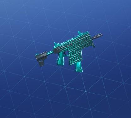 HEXFORM Wrap - Submachine Gun