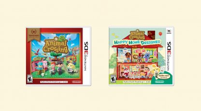3DS & Previous Games