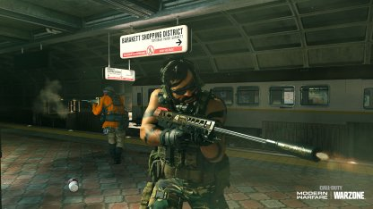Subway Opens Up For Battle In Warzone