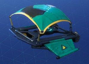 Glider skin Image MELTDOWN